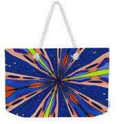 Portal To The Past Weekender Tote Bag