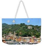 Portofino Hillside Weekender Tote Bag