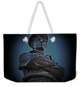Portrait 33 American Civil War Weekender Tote Bag by David Dehner