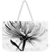 Portrait Of A Flower Weekender Tote Bag