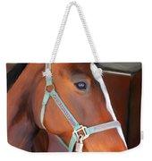 Portrait Of A Horse Weekender Tote Bag