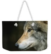 Portrait Of A Wolf Weekender Tote Bag