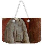 Portrait Of Annie Bjarne Weekender Tote Bag