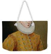 Portrait Of James I Of England And James Vi Of Scotland  Weekender Tote Bag