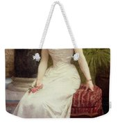 Portrait Of Madame Olry-roederer Weekender Tote Bag by William-Adolphe Bouguereau