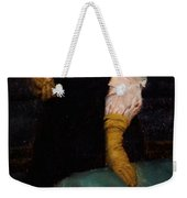 Portrait Of Miss Macwirter Weekender Tote Bag