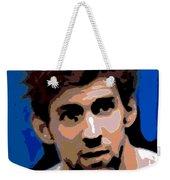 Portrait Of Phelps Weekender Tote Bag