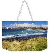 Portrush, Co Antrim, Ireland Seaside Weekender Tote Bag