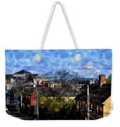Portsmouth Nh North End Pnewc Weekender Tote Bag