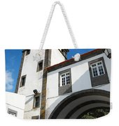 Portuguese Architecture Weekender Tote Bag