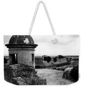 Portuguese Fortress Weekender Tote Bag