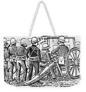 Posada: The Artillerymen Weekender Tote Bag