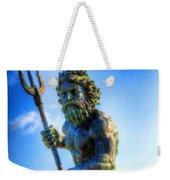 Poseidon Weekender Tote Bag by Dan Stone
