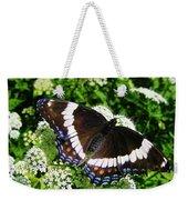Posing Butterfly Weekender Tote Bag