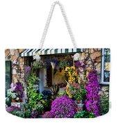 Positano Flower Shop Weekender Tote Bag
