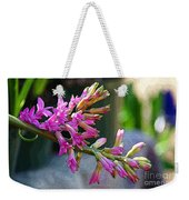 Posteredged Flowers Weekender Tote Bag