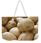 Potatoes Weekender Tote Bag by Elena Elisseeva