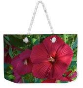 Potchen's Hibiscus Weekender Tote Bag