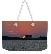 Potomac Sunrise Weekender Tote Bag