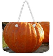 Pounds Of Pumpkin  Fun Weekender Tote Bag