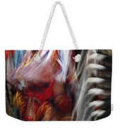 Pow Wow Dancer Weekender Tote Bag
