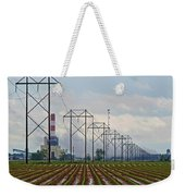 Power And Plants I  Weekender Tote Bag