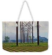 Power And Plants II Weekender Tote Bag