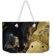 Power House Horse Weekender Tote Bag