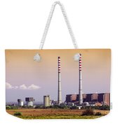 Power Plant Weekender Tote Bag