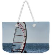 Powered By Wind Weekender Tote Bag