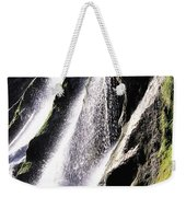 Powerscourt Waterfall, Co Wicklow Weekender Tote Bag
