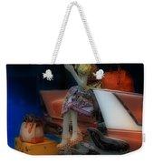 Prada Paris Weekender Tote Bag