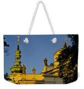 Prague - Strahov Monastery Weekender Tote Bag