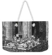 Prague: Royal Tombs Weekender Tote Bag