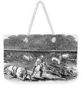 Prairie Fire, 1844 Weekender Tote Bag