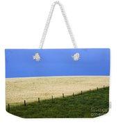 Prairie Horizon Weekender Tote Bag