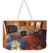 Prairie House Interior Weekender Tote Bag