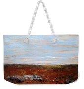 Prairie Weekender Tote Bag