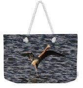 Prancing Heron Weekender Tote Bag