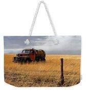 Prarie Truck Weekender Tote Bag