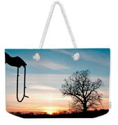 Prayer Beads Weekender Tote Bag