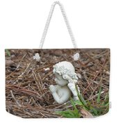 Praying Angel Weekender Tote Bag