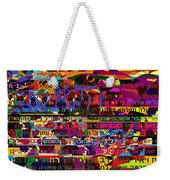 Precious Are Difficulties Weekender Tote Bag
