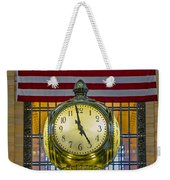 Precious Time And Colors Weekender Tote Bag