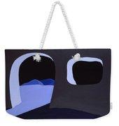 Prehistoric Nocturne Weekender Tote Bag