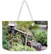 Preparation For The Tea Ceremony Weekender Tote Bag