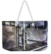 Presant And Future Not Much To Choose Between Weekender Tote Bag