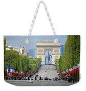 President Sarkozy Weekender Tote Bag
