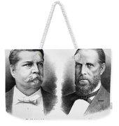 Presidentail Campaign, 1880 Weekender Tote Bag