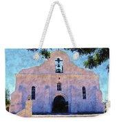 Presido Chapel San Elizario Texas Weekender Tote Bag